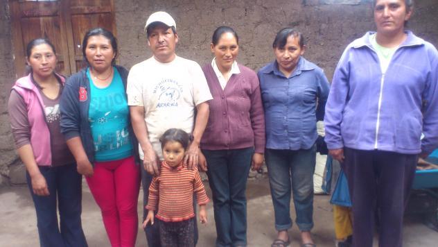 Las Triunfadoras De Yanahuara Group