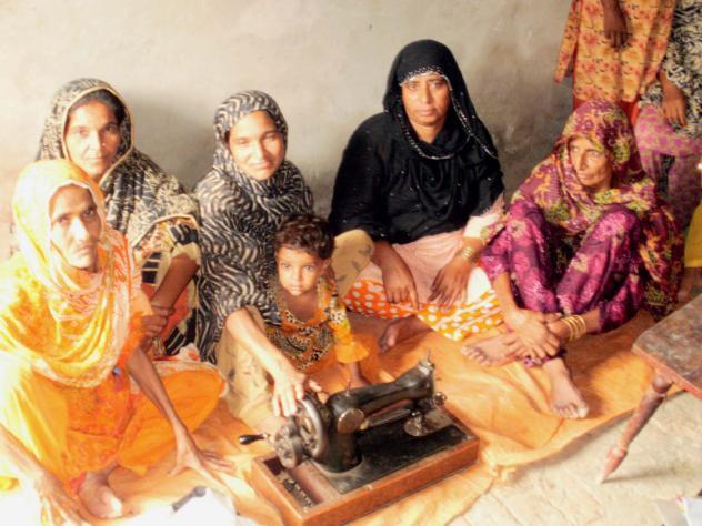 Nargis Saleem's Group