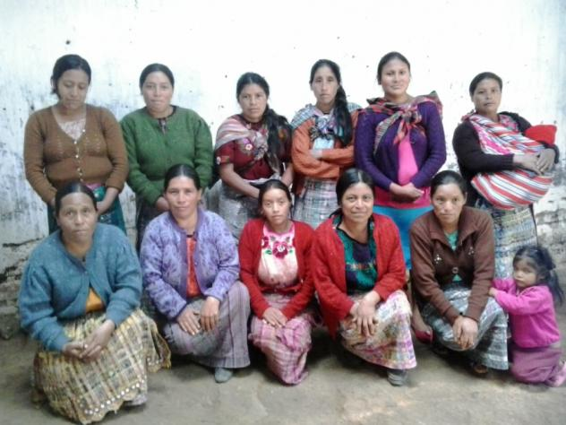 Mujeres Del Paraje Centro No. 2 Group