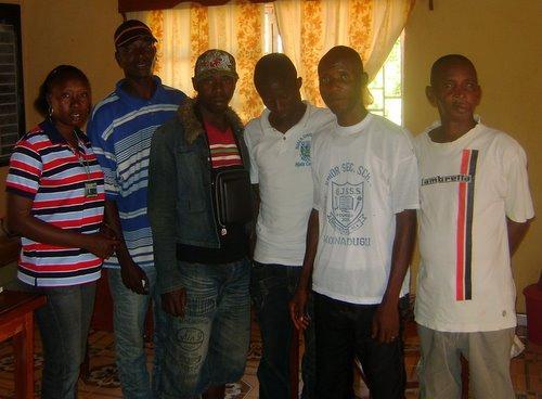 Idrissa's Group