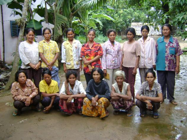 Mrs. Meaon Chreb Village Bank Group