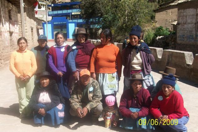 Las Forjadoras De Palca Group