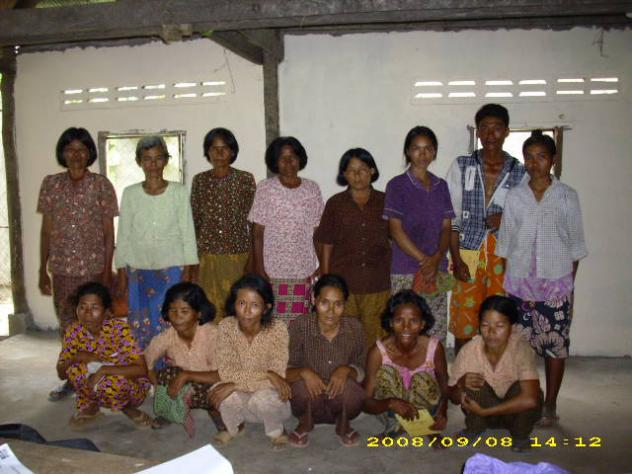 Mrs. Chhak Nam Village Bank Group