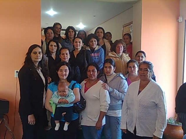 Mujeres Valientes Group