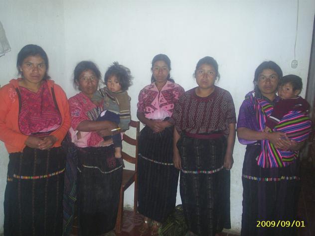 Ana Marcelina's Group