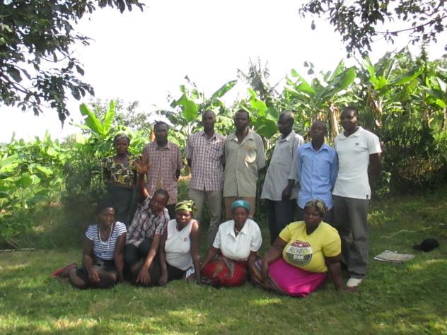 Abakwatampora Group Kisomoro 11