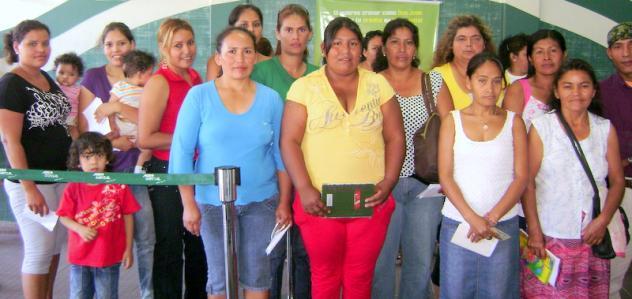 Las Solidarias Group
