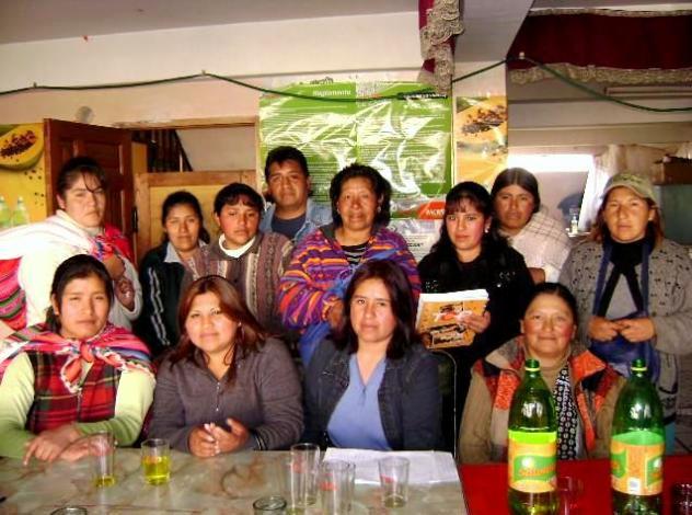 Vicuñitas De Tunari Group