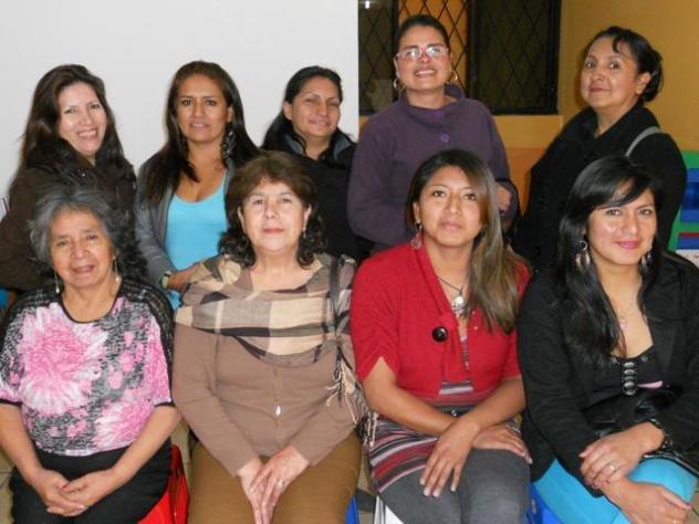 La Churonita  (Cuenca) Group