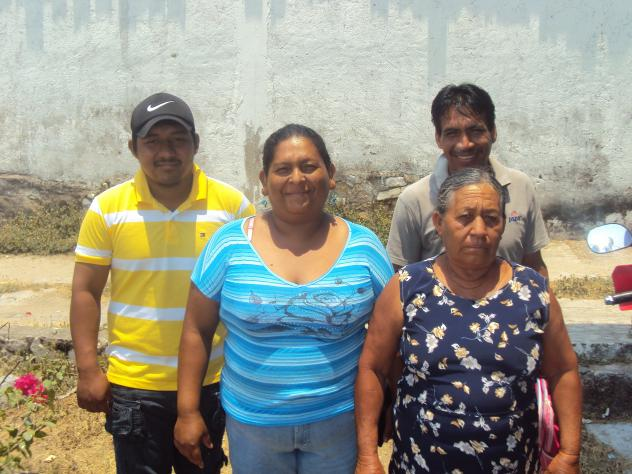 Los Blanquillos Del Charco Group