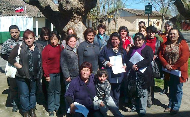 Las Jefas De Yerbas Buenas Group