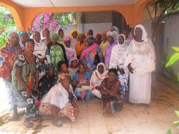 Aminata  Ale Group