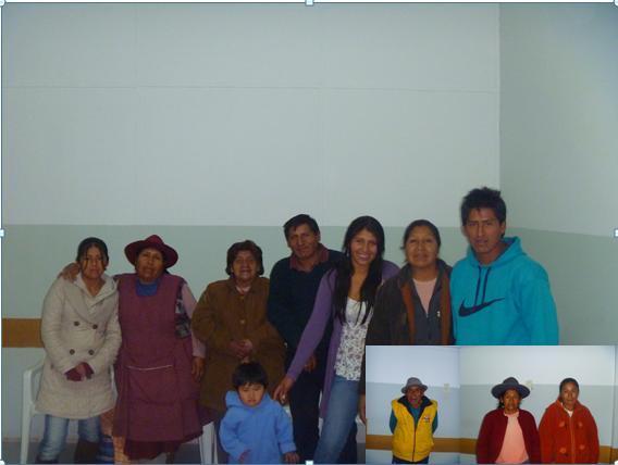 Señor De Huanca De Cusco Group