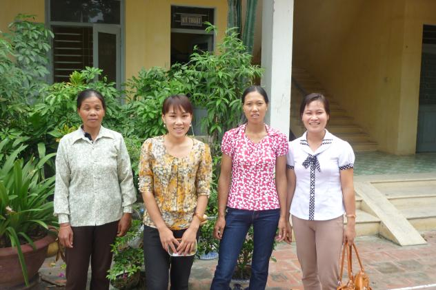 Muộn's Group