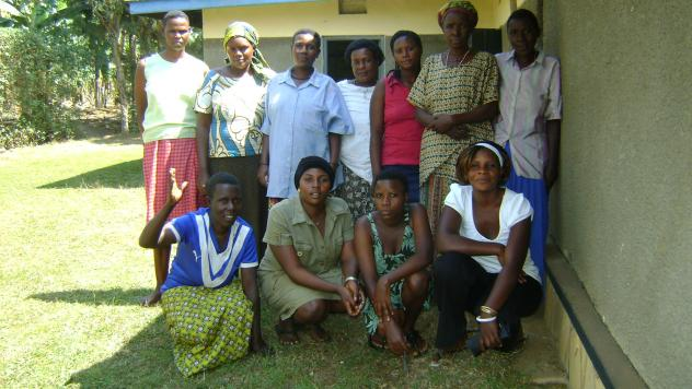 Kyanyakatura Mother's Union, Bushenyi Group