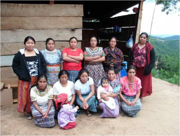 Mujeres De Pachawacan Group