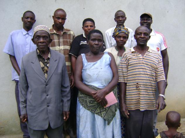 Nyarurooma Adults Group, Bushenyi