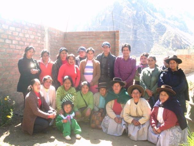 Virgen Santísima Group