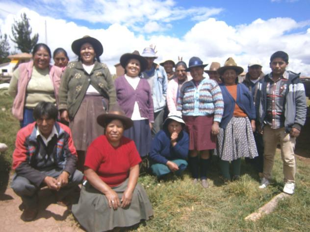 Tres De Mayo De Simatauca Group