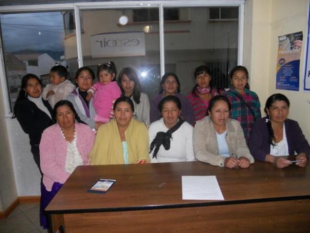 Trinidad  (Cuenca) Group