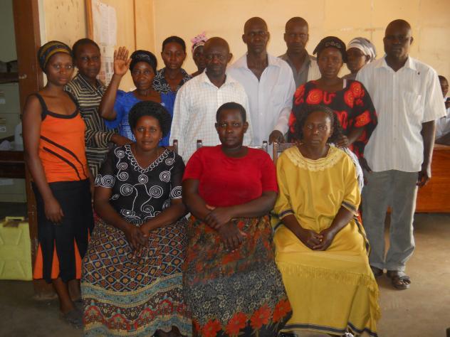 Tendo Winners Group-Kayunga