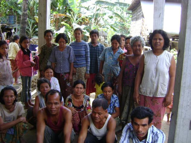 Mr. Chorn Uorng Village Bank Group