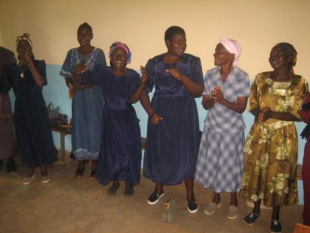 Buchwa Community Based Distributors Group