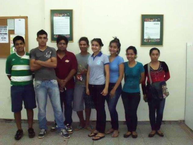 Jovenes Unidos En Cristo Group