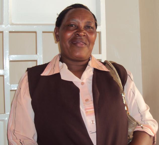 Margaret Muthoni