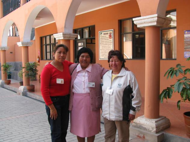 Mirtha, Teofila Y Wilma Group