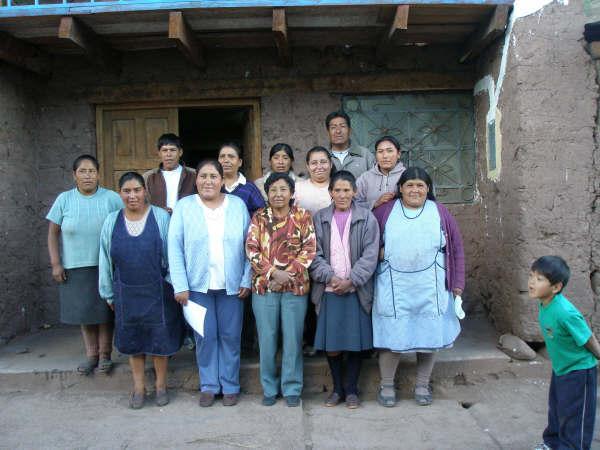 Patron San Salvador De Pucyura Group