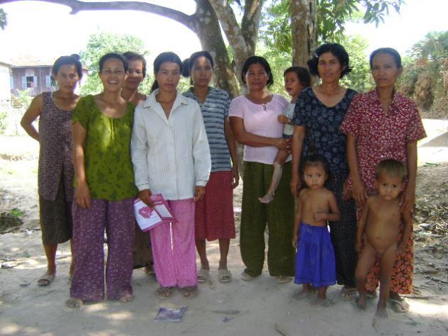 Mrs. Ly Pa Village Bank Group