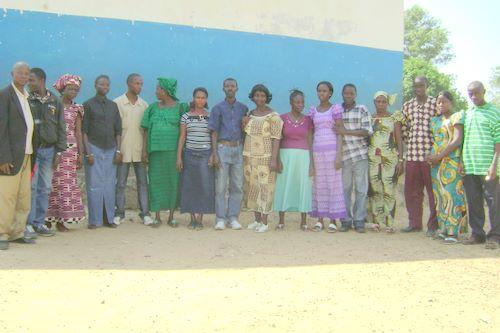 Primary School In Makeni Group