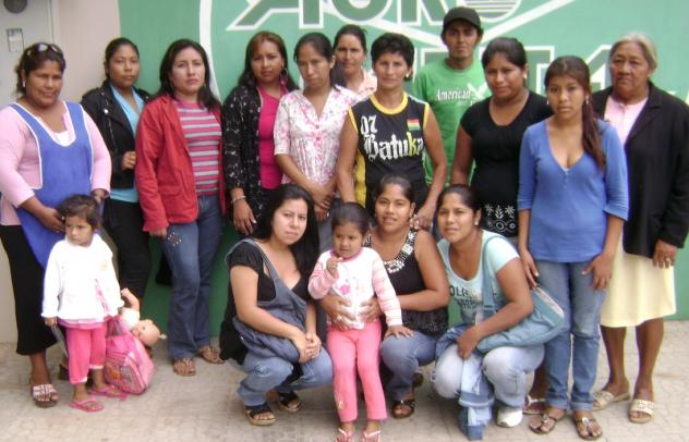 Las Solidarias Group