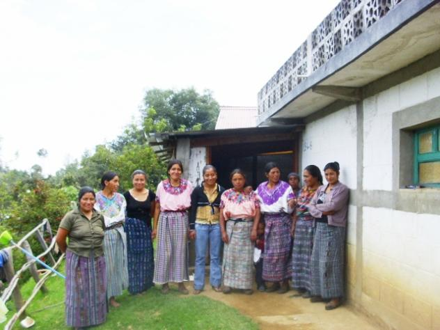 Mujeres De Chinimabe Group