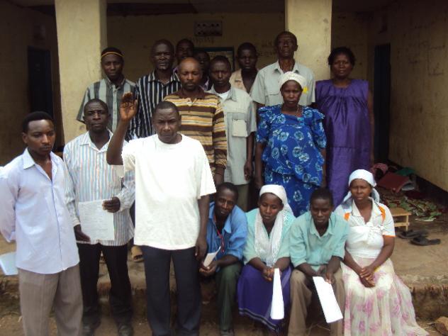 Kasongode Lubimbiri Group