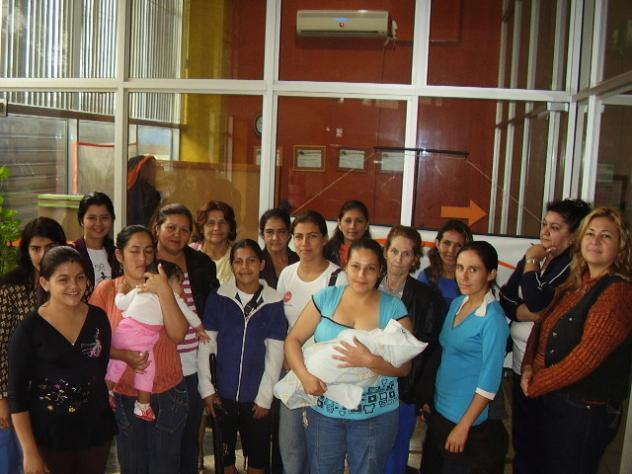 Mujeres Unidas (United Women) Group