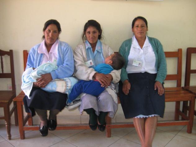Juana Gliceria's Group
