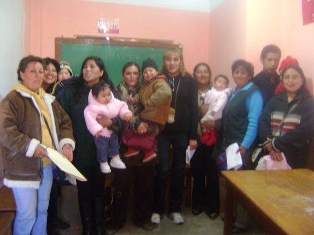 Bolivianitas Group