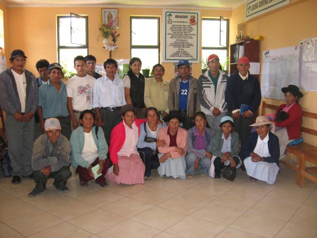 Angeles De La Paz Group