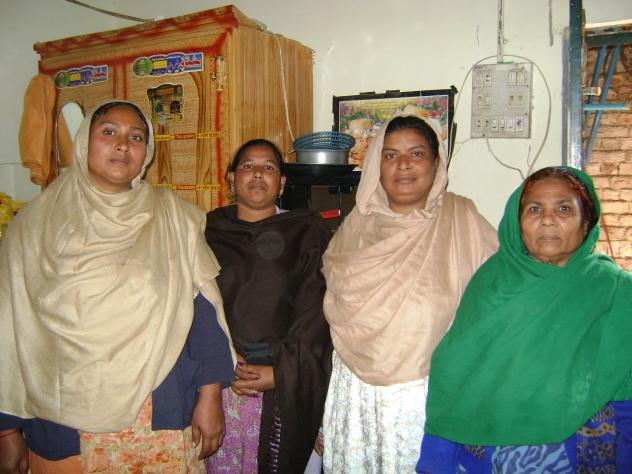 Irshad Bhola Masih Group