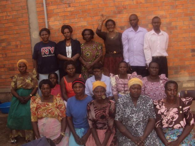 Sikyomu Widows' Association, Mpigi Group