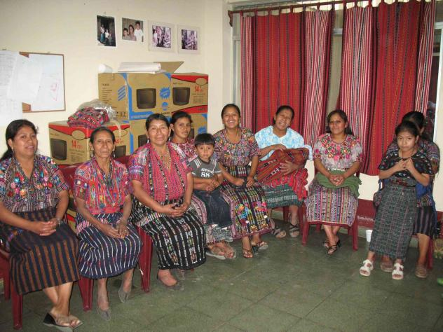 Mujeres San Jardin De Jorge I Group