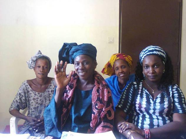 Nangué Fouta Group