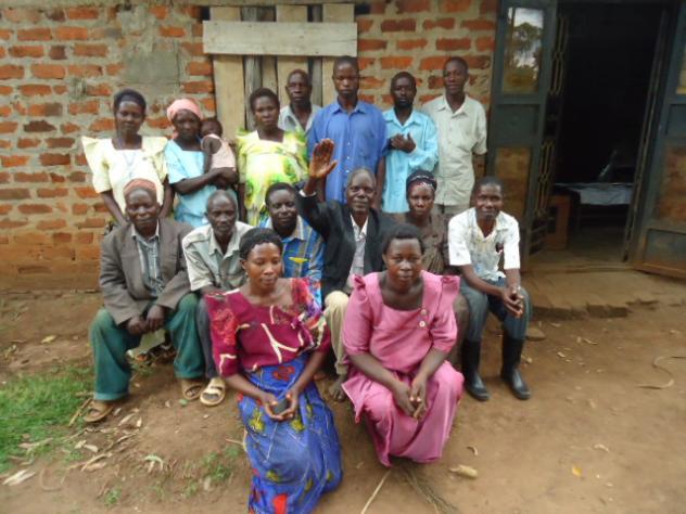 Kihuura Kwetegekera Group