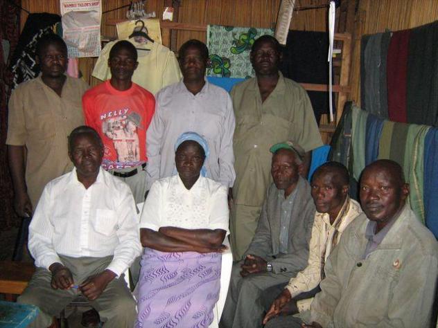 Ushauri Jaribu Self-Help Group
