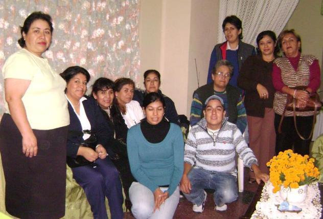 Las Colorinas Group