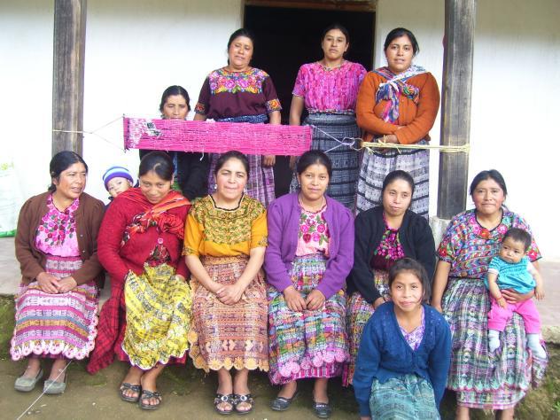 Mujeres De Chuanoj Group