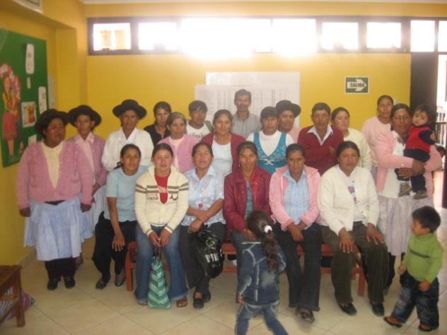 Llamocctachi Group