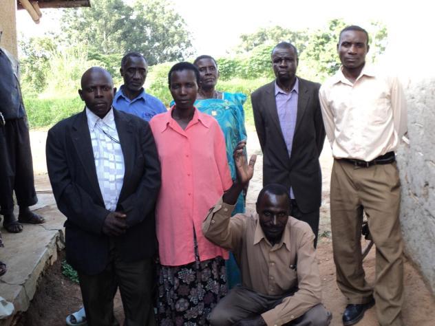 Kabweeza Intergrated Development A, Mubende Group